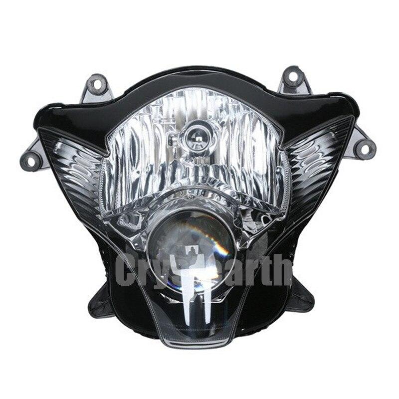 For Suzuki GSXR 600 750 2006 2007 GSXR600 GSXR750 06 07 K6 K7 Motorcycle Headlight Head