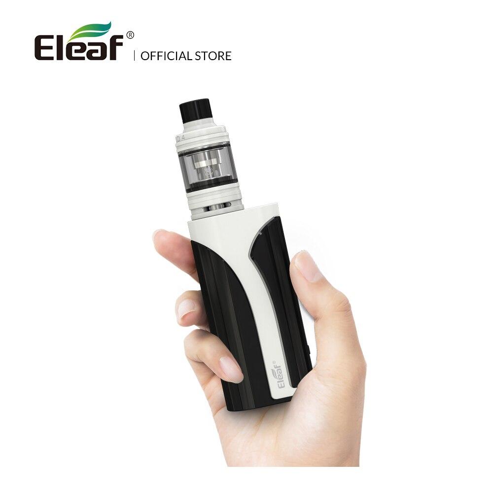倉庫オリジナル Eleaf iKuu i80 とメロ 4 フルキットと 2 ミリリットル/4.5 ミリリットル E 液体容量 3000mAh バッテリー 510 スレッド EC2 ヘッド吸う  グループ上の 家電製品 からの 電子タバコキット の中 3