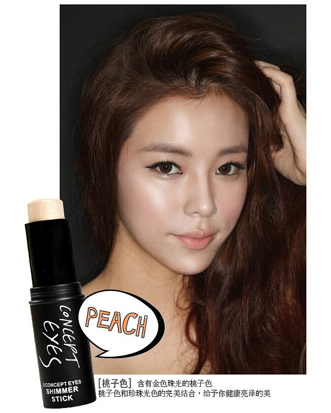 100% Brand New Moisture Shimmer Concealer Stick Face Body ...