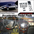 Педали акселератора автомобиль Pad / крышка завода дизайн модели / тип сверла установке для mercedes-benz S класса мб W140 1991 ~ 1998 в