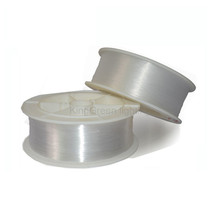 6000 m/Roll 0.5mm diameter PMMA einde glow plastic opticas fiber LED glasvezelkabel voor LED licht motor express gratis verzending