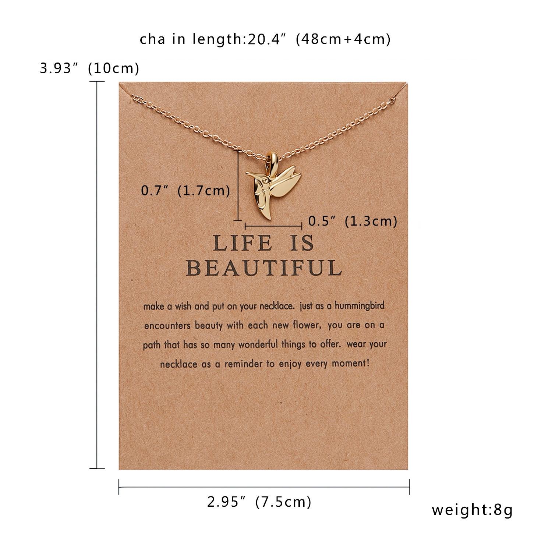 Модные золотые ожерелья и кулоны для женщин, ювелирные изделия - Окраска металла: 3