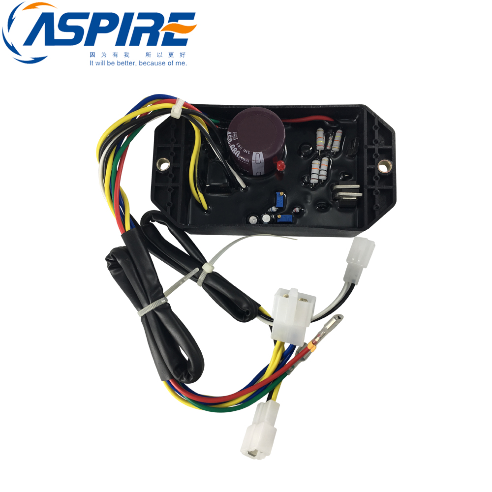 Free Shipping+KI-DAVR-50S3 three phase generator AVR automatic voltage regulator kipor gasoline  parts