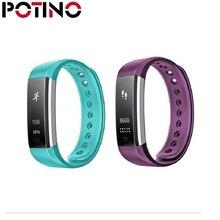 Potino ID115HR плюс умный браслет спортивные сердечного ритма Смарт Браслет Фитнес трекер умный Браслет Смарт часы для IOS Android