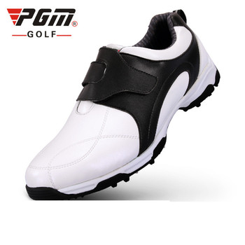 Ultra Shoes New Arrival Women Eva Pgm 2018 New Golf Shoes Waterproof Breathable Microfiber Removable Demountable Slip Nails