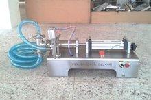 200 1500ml Single Head Liquid Softdrink Pneumatic Filling Machine GRIND