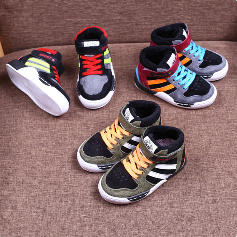 New Sneakers children shoes girls and boys sports shoes fashion kids sneakers breathable running shoes comfortable outdoor shoes
