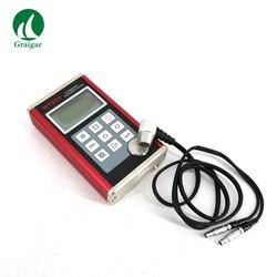 Cyfrowy ultradźwiękowy miernik grubości MT200 zakres pomiarowy: 0.75 ~ 300mm (w stali)