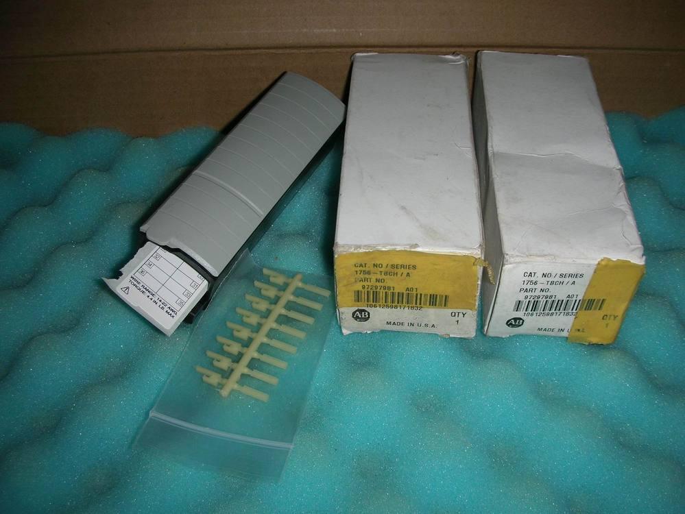 все цены на AB PLC 1756-TBCH with new packaging! ?? онлайн