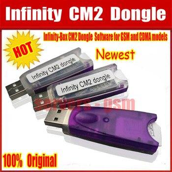 Новые 100% оригинал Infinity-Box Dongle Бесконечность CM2 Box ключ для GSM и CDMA телефоны Китай агент Бесплатная доставка
