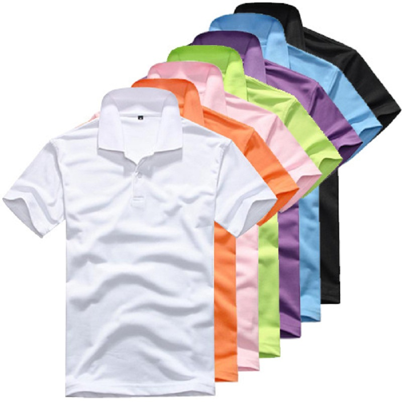 b40f400e4f Fashion Men's Clothing Solid Classic Shirts Casual Tops Tees 15 colors