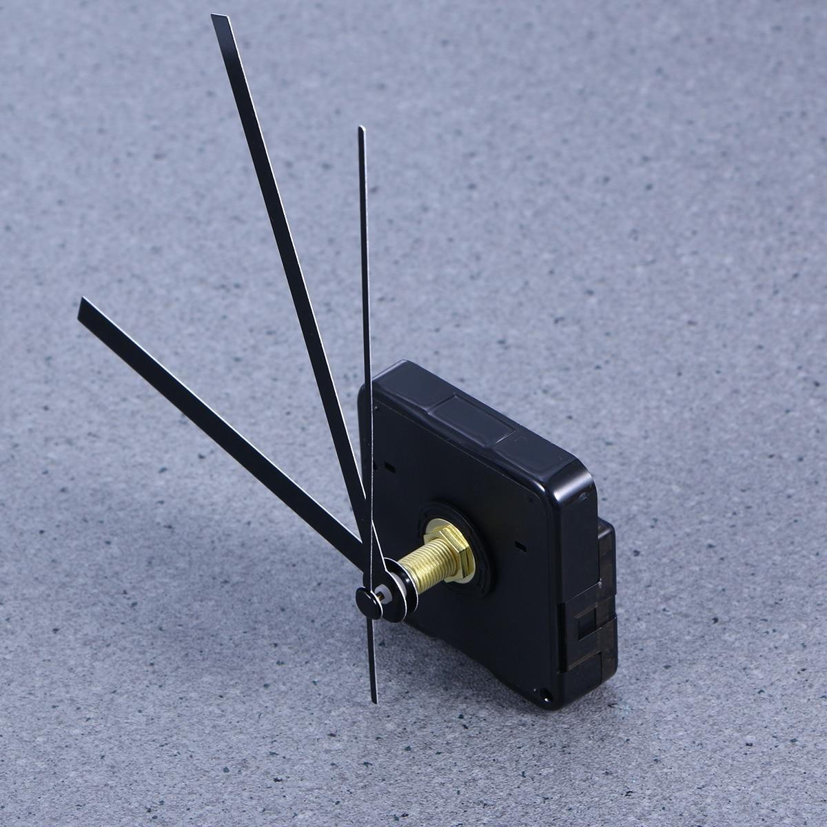 Silent Clock Movement Kits For DIY Clock Replacement Clock Movement Mechanism Repair DIY Tool Kit