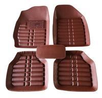 Universal car floor mat For peugeot 2008 car mats
