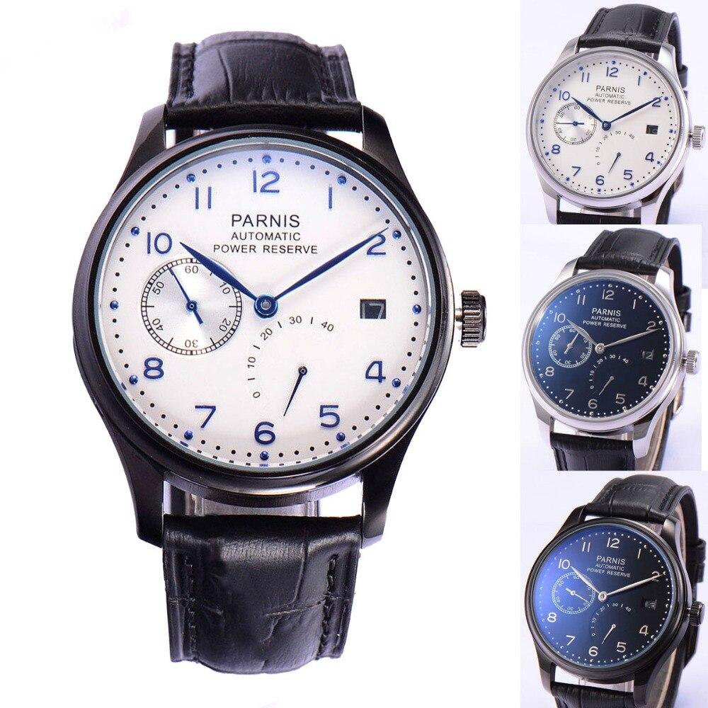 Здесь можно купить  Parnis watch 43mm men