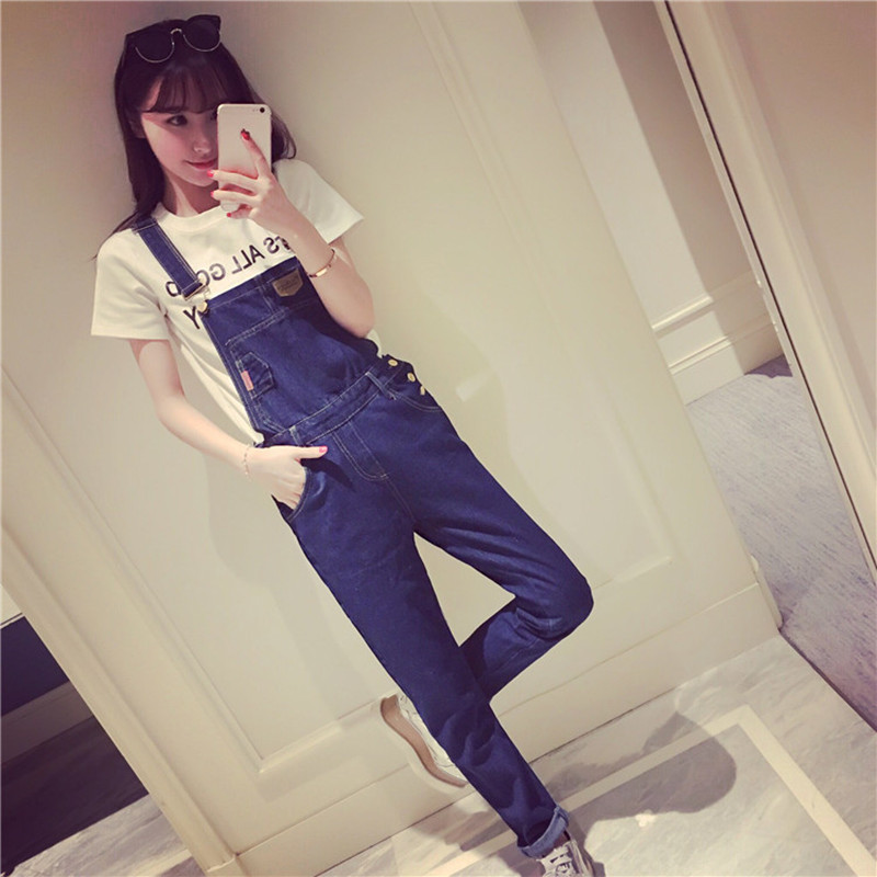 d05e669c337f ... 2018 winter jeans overalls women sexy sleeveless knee slit back bodycon  jumpsuit holes long denim catsuit. -30%. Click to enlarge
