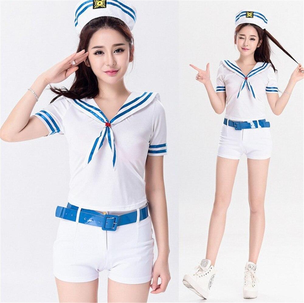 Sexy Cosplay Student Uniform Women Lingerie Dress School Uniform Set Japanese Sailor Suit Set Girl Costume Babydoll