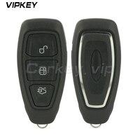 Remotekey KR55WK48801 Remote Smart Car Key 3 Button 433Mhz For Ford Focus Fiesta Kuga 2011 2012