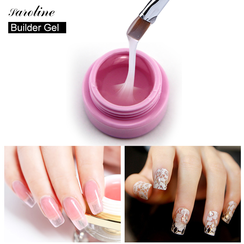 23b144c22da4 Camouflage UV Builder Gel Professional Nail Art French Nail Tips ...