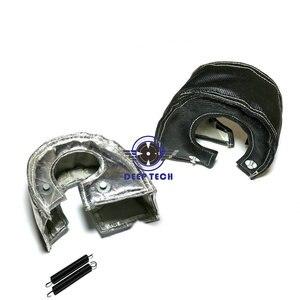 Image 5 - T4 チタンターボ熱毛布ギャレットターボ毛布ステンレス鋼メッシュ高温耐性