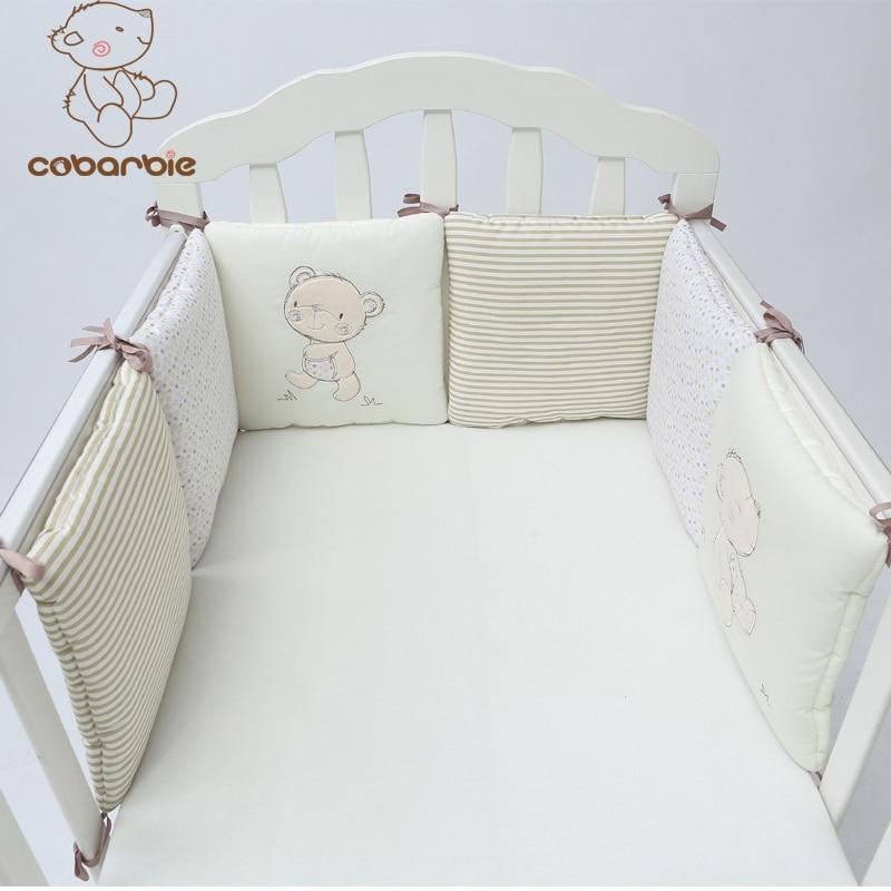 детская кровать протектора
