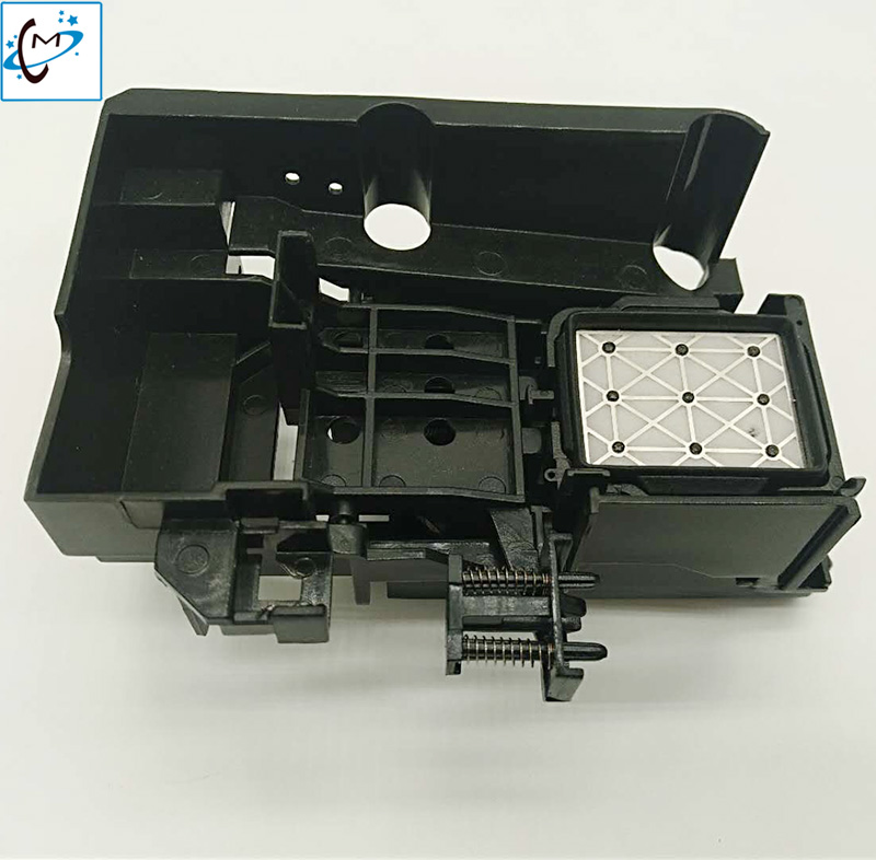 High quality  dx5 head cleaner solvent ink stack  for Mutoh VJ1604W/ RJ900C licai printer capping station assembly original mutoh vj 1604w rj 900c rj 1300 piezo photo printer water base capping pump assembly ink stack for 7880 9880