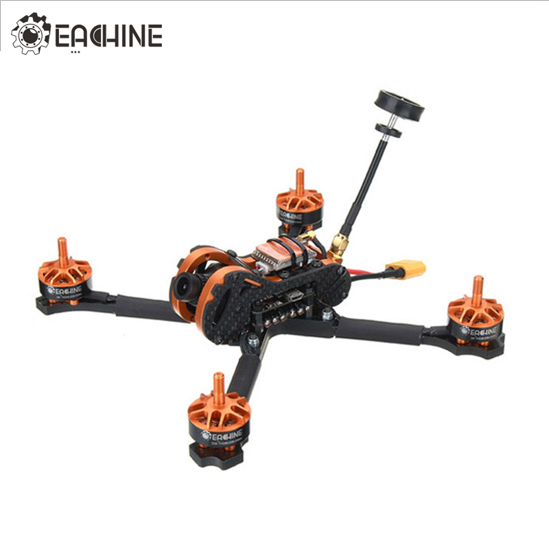 Eachine Tyro99 210mm DIY Version FPV Racing RC Drone Quadcopter F4 OSD 30A BLHeli S 40CH
