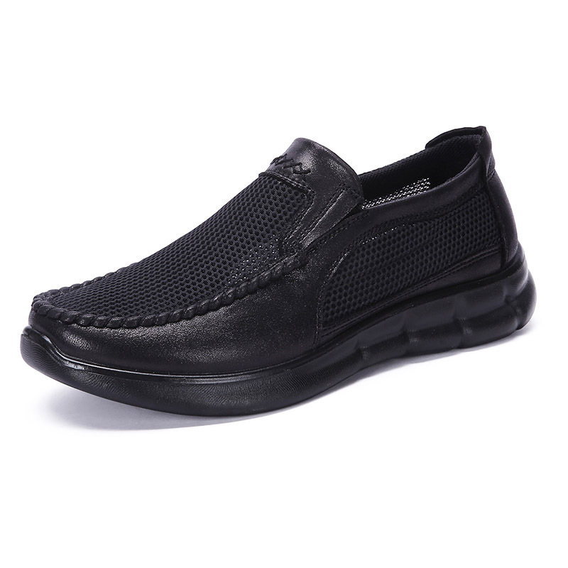 2019 Men 39 s Casual Shoes Sneakers Spring Summer Popular Mesh Breathable Comfortable Men Shoes Loafers footwears Slipon Walking in Men 39 s Casual Shoes from Shoes