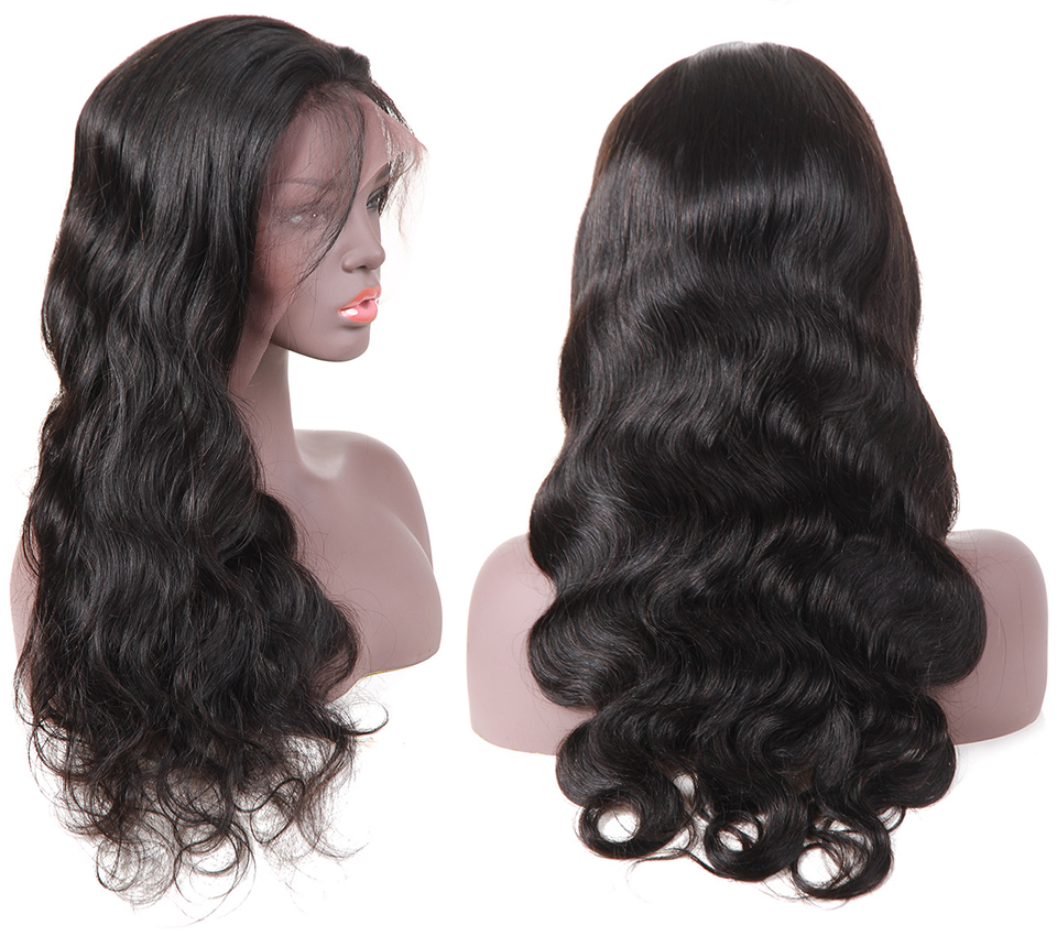 body wave lace human hair wigs (4)