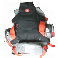 45L Professional DC Skates Backpack For Inline Skates Bag Big Size Capacity Skating Bags With Colorful