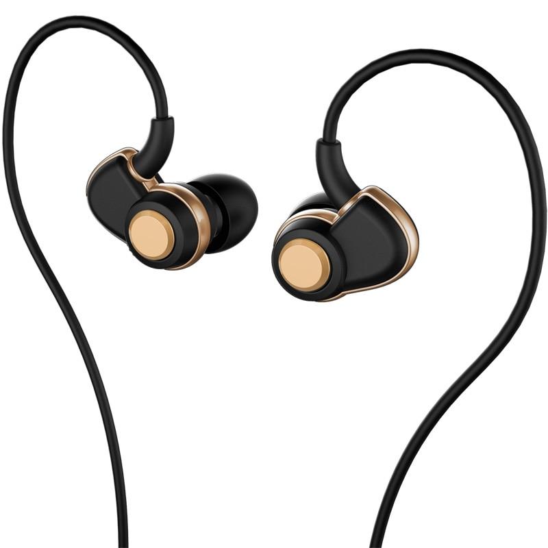 SoundMAGIC PL30+ IEM Earphones sports in ear stereo HiFi earphones heatshrinked Sport ear carry Updated Version of PL30