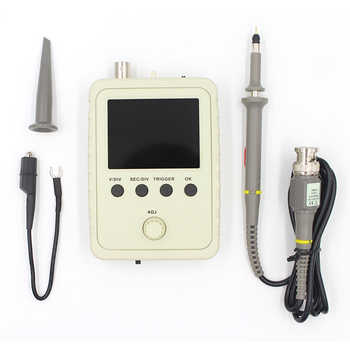 DSO FNIRSI-150 Digital Oscilloscope full assembled with P6020 BNC standard probe - DISCOUNT ITEM  5 OFF Tools