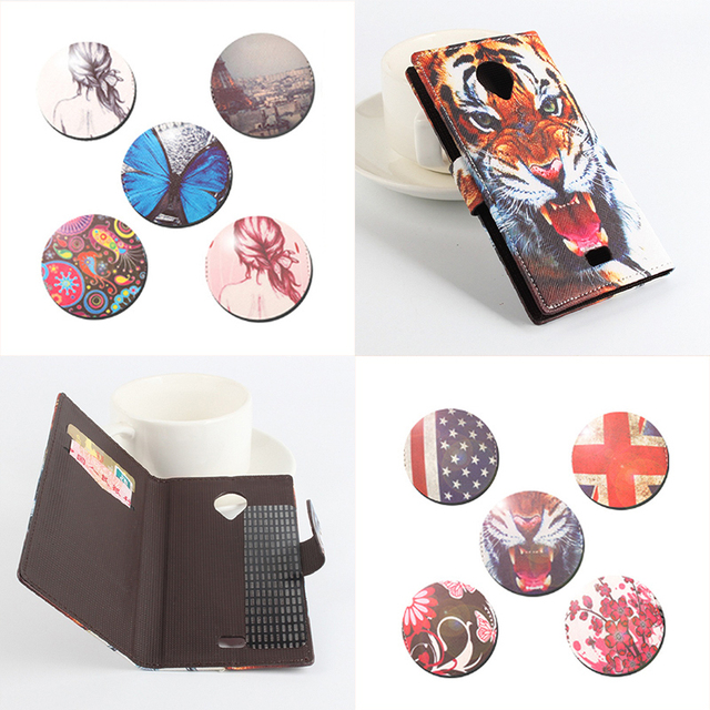 Painted Fashion New Original High Quality For Cubot X6 Case Leather Flip For Cubot X6 Cover For Cubot X6 Phone Shell In Stock