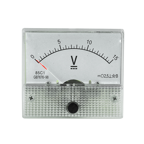 Analog Panel Meter : Online buy wholesale diy electrical panel from china