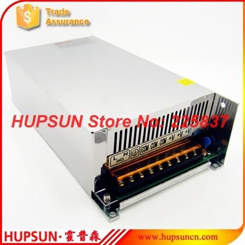 fonte 12v 40A 15v 32A 24v 20A 48v dc power source unit industrial switching LED driver power supply 500w