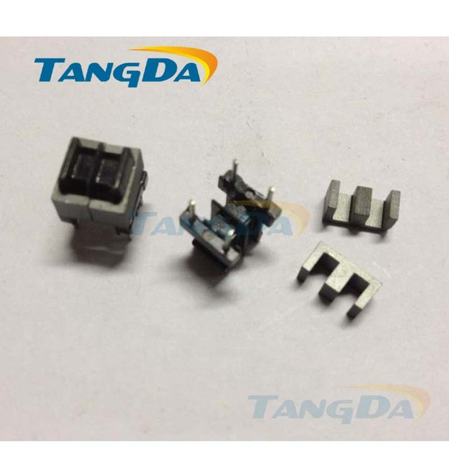 Tangda EE4040 Core EE Bobbin Magnetic Core Skeleton 4040 Pin Brother Delectable Bobbin Pin Sewing Machine