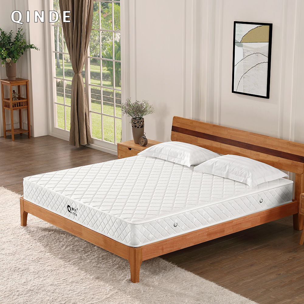 Hot Sale Model Quality Fabric Pocket Spring Support Mattress King Queen Size Mattress Wholesaler