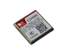 SIM808 GSM/GPRS + Modulo GPS 1 PCS
