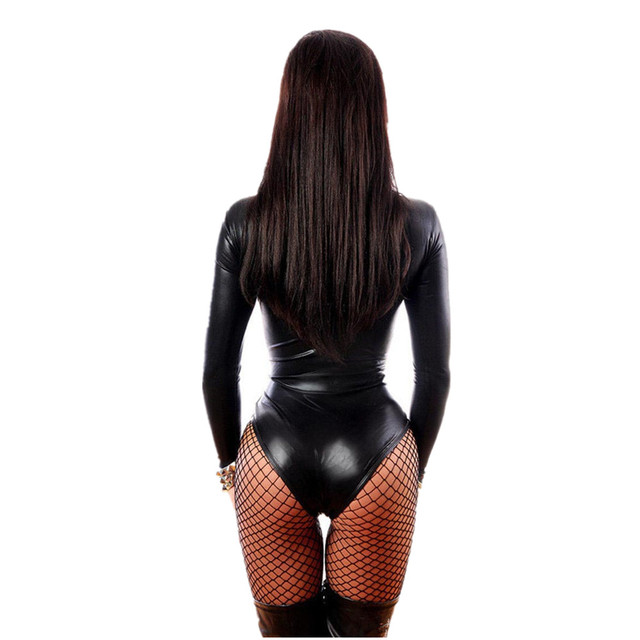 Latex Catwomen Suit 2