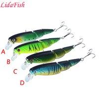 Qiao 10cm16g tres peces Mino Mino multi festival de pescado boca bass duro baia Luya especial