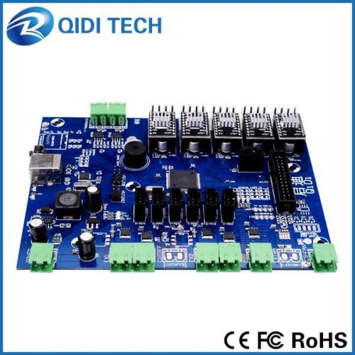 QIDI TECHNOLOGY 3D printer upgrade high quality motherboard for QIDI TECH I merc london рубашка misson синий