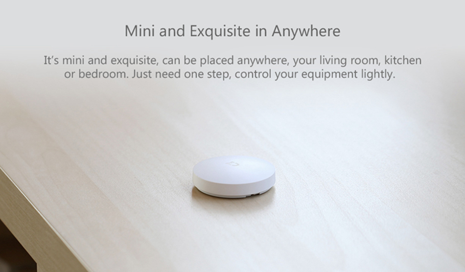 Xiaomi MIJIA Aqara Smart Wireless Switch for xiaomi Smart Home house Remote Control Center for Mijia Home APP Gateway Hub # (23)