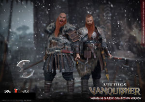 1/6 Scale Full Set Figure VIKING VANQUISHER BERSERKER Conqueror 2pcs Action Figure Toy NO.SE019 For Collection Gift