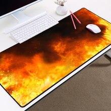 Mairuige крутой реалистичный сжигающий эффект пламени Настольный