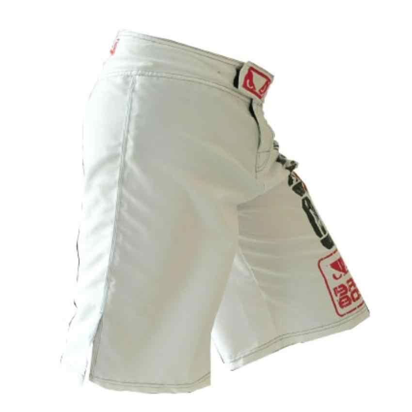 SUOTF الأداء الفني فالكون السراويل الرياضية التدريب والمنافسة MMA السراويل النمر الملاكمة التايلاندية سراويل ملاكمة mma قصيرة