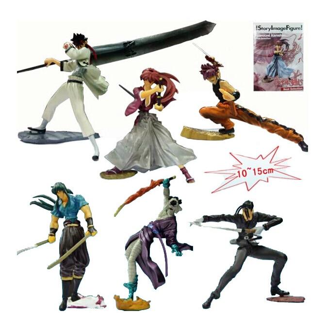 Rurouni Kenshin Toys 27