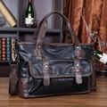 14 inch Laptop Bag Designer Handbags Men's PU Leather Messenger Bag Men Travel School Bags Leisure Bags Free Shipping Y35