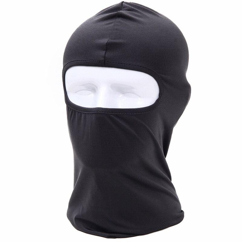 NaroFace Outdoor Protection Full Face Mask Lycra Balaclava Headwear Ski Neck Cycling Motorcycle Mask