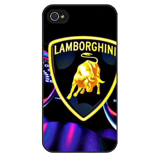 Lamborghini Supercar Logo Case for iPhone