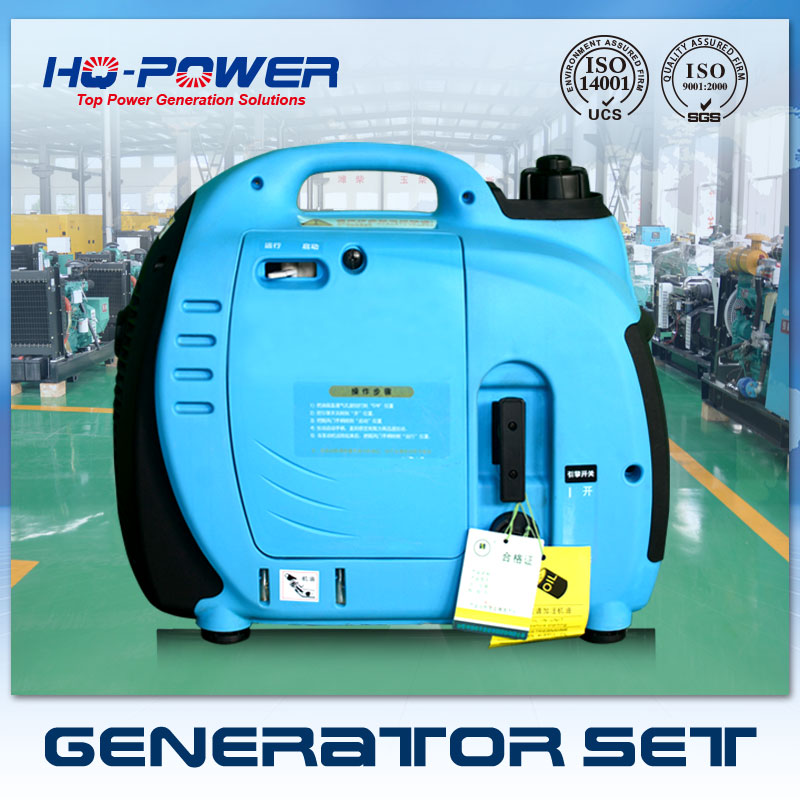 price mini single phase digital inverter generator 1kw