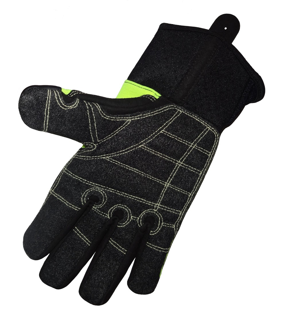 Gant de sécurité anti-vibration gant résistant aux coupures gant - Sécurité et protection - Photo 3